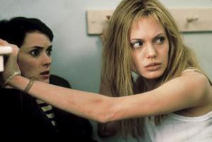 Borderline Personality Disorder - Winona Ryder and Angelina Jolie in Girl, Interrupted